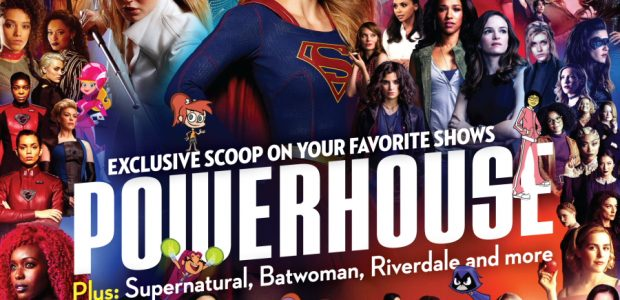 """TV GUIDE MAGAZINE AND WARNER BROS. TELEVISION GROUP UNVEIL COLLECTIBLE COVERS FOR 10TH ANNUAL EDITION OF COMIC-CON® SPECIAL ISSUE, INCLUDING """"POWERHOUSE"""" ALL-WOMEN VERSION WITH MORE THAN 100 STARS FROM WBTVG […]"""