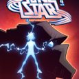 Writer Jim Zub's Comixology Original comic title, Stone Star, has just released its fourth issue.