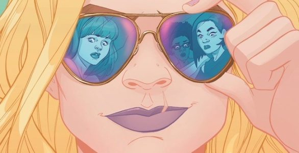 """""""Spell on Wheels"""" Returns Just in Time for Halloween Your favorite witches are back on the road as powerhouse creators Kate Leth (Patsy Walker, A.K.A. Hellcat), Megan Levens (Angel City, […]"""