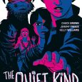Dark Horse quietly releases a one-shot this month, entitled The Quiet Kind.