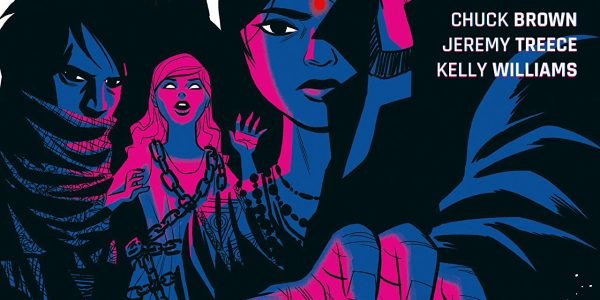 Dark Horse quietly releases a one-shot this month, entitled The Quiet Kind. Writer Chuck Brown (Bitter Root, The Punisher, Black Panther) works with artist Jeremy Treece (backup story illustrated by […]
