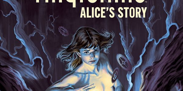 "BOOM! Studios bring forth The Magicians: Alice's Story. It's an original graphic novel in hardcover. Alice's Story is from writer Lev Grossman's ""Magician"" series of books. But this version is […]"