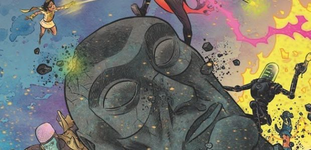 """Perfect Introduction to the """"Black Hammer"""" Universe—Three Complete Issues for One Dollar and Spiral City's Newest Hero Dip your toe into theBlack Hammer-verse with theBlack Hammer 3 for $1andSkulldigger + […]"""