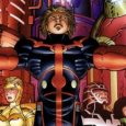 Learn about the comic origins of Marvel Studio's next property, The Eternals!