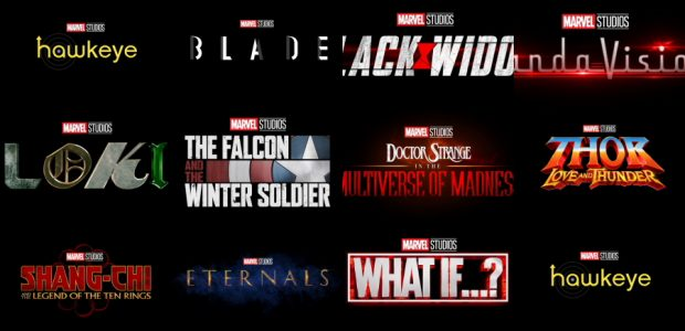 MARVEL STUDIOS REVEALS EXCITING NEW PLANS FOR PHASE FOUR AT