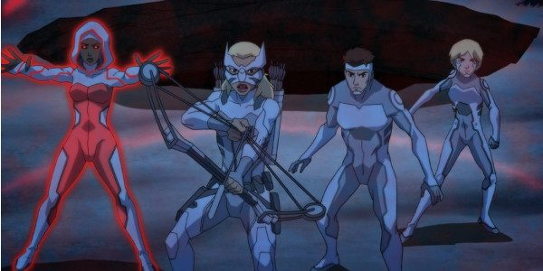 Episode 15 of Young Justice does not hold back from the action!! Task Force X, Rocket Red Squad, and many other surprises spring up in Episode 15. Aquaman sends the […]