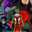 Young Justice is back from their mid-season break, and they hit the ground running! Episode 14, titled Influence, waste no time getting us back into the action.