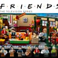 The LEGO Group is bringing the legendary TV sitcom Friends to life in brick form to mark the show's 25th anniversary with the new LEGO® Ideas Central Perk set.