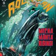 Aquaman is rebuilding his life back on the surface and is called upon to pick up an individual that bears similar abilities as him.