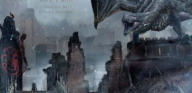 The Photography of Game of Thrones® Photography by Helen Sloan   Written by Michael Kogge & The Art of Game of Thrones® Written by Jody Revenson and Deborah Riley The […]