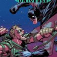 From DC, Batman Universe #2 continues to reprint two chapters of the Walmart Giant series of Batman.
