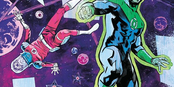 Black Hammer/Justice League: Hammer of Justice #2 keeps us moving along in two directions. You see, in this Dark Horse comic, the DC Justice League and the Dark Horse Black […]