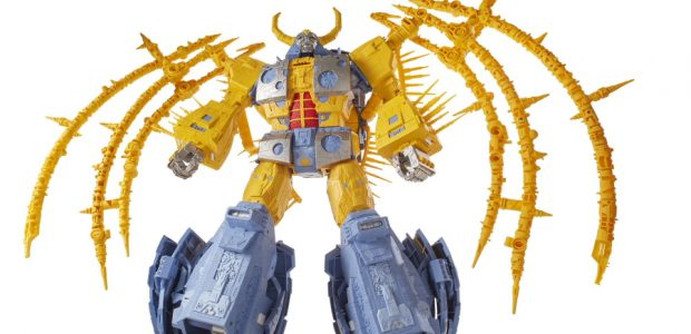Today, the Transformers team at Hasbro released another Unicron Haslab video giving fans a closer look at the immense figure in robot mode. Only a couple weeks left to reach […]