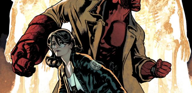 HELLBOY & THE B.P.R.D.: THE SEVEN WIVES CLUB Two Legendary Creators One Spirit-Fueled One-Shot This December, the Eisner Award-winning creative team of HELLBOY: KRAMPUSNACHT is reuniting for an all-new one-shot, […]