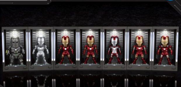 Iron Man's sacrifice to save humanity at the end of Avengers: Endgame is worthy of a collection that celebrates his life and heroism. That's why Beast Kingdom and Diamond Comic […]