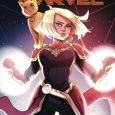 If you like cats, you'll likely love the new title from IDW/ Marvel, Marvel Action Captain Marvel.