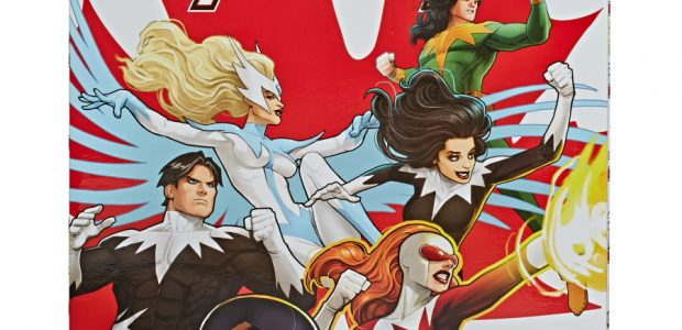 Coming out of Fan Expo Canada today, we're excited to share the latest Hasbro Marvel reveal — the Marvel Legends Series 6-Inch Alpha Flight 6-Pack, which is currently available for […]