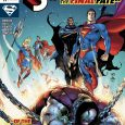 Superman #14 from DC; the final fate… of the Monster who killed Krypton!