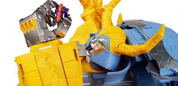 Transformers War for Cybertron Unicron Reveals New Accessories! Just a few more days to reach the 8,000 campaign goal. Hasbro is introducing more movie accuracy to the Bringer of Chaos. […]