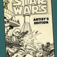 IDW has released another in its collectible large-sized (12″ x 17″) hardcover volumes of Artists Editions. This time around, it's Walter Simonson's Star Wars.