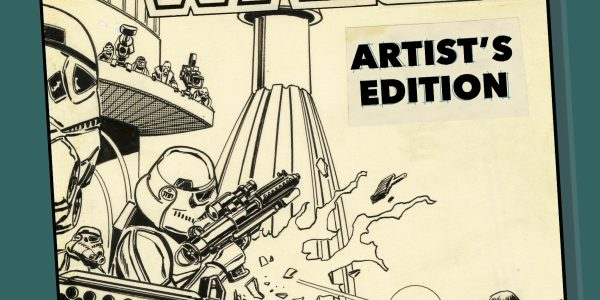 IDW has released another in its collectible large-sized (12″ x 17″) hardcover volumes of Artists Editions. This time around, it's Walter Simonson's Star Wars. Simonson, born in 1946 in the […]