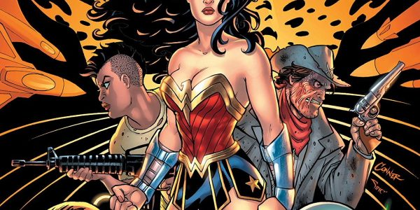 Welcome back to Wonder Woman Come Back #2, from DC. When we last left this reprinting of Walmart's Wonder Woman Giant, we were seeing WW and Etta emerge in a […]