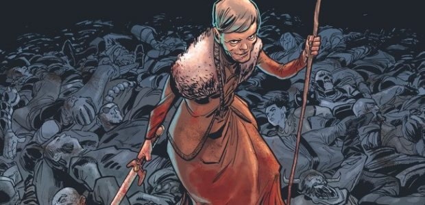An Old Warrior Reluctantly Picks Up Her Sword Again in New Series From Dennis Culver (Burnouts, E is for Extinction) and Justin Greenwood (Stumptown, The Last Siege) Dark Horse Comics […]