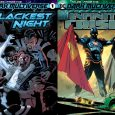 DC Landmark Events BLACKEST NIGHT, INFINITE CRISIS Are Next to Feel the Corruption On-Sale Dates Also Include Reprints of BLACKEST NIGHT #1, INFINITE CRISIS #1 for $1