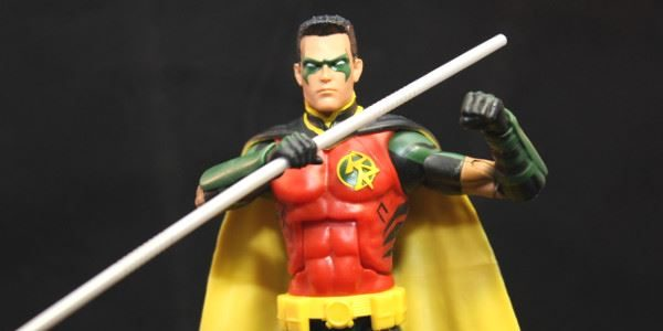 Mattel gives us the Rebirth version of Red Robin! Tim Drake was the third person to become Robin, and in my eyes, he complimented Batman the best. Tim ended renaming […]
