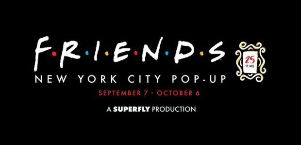 "Buy Tickets at www.Friends25Popup.com Before They Sell Out Tickets to ""The One with the Pop-Up"" are officially on sale! Now's your chance to relive the series' most iconic moments with […]"