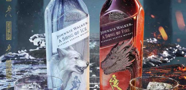 Johnnie Walker Announces Two New Limited Edition Whiskies Celebrating the Enduring Legacy of Game of Thrones® Introducing Johnnie Walker A Song of Ice and Johnnie Walker A Song of Fire […]