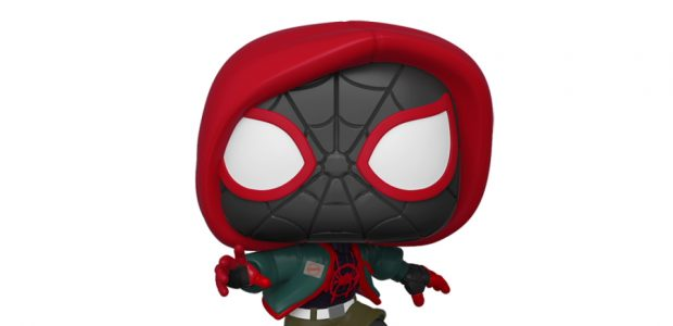 Miles Morales, the beloved hero from Marvel's animated hit, Spider-Man: Into the Spider-Verse, gets a fresh, new look with Funko's PREVIEWS Exclusive Pop! Marvel: Into the Spiderverse Casual Miles Morales […]