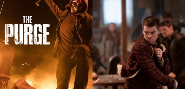 Based on Popular Global Franchises, THE PURGE Season 2 Premieres October 15 at 9/8c and from the World of Jason Bourne, New Series TREADSTONE Premieres October 15 at 10/9c This […]