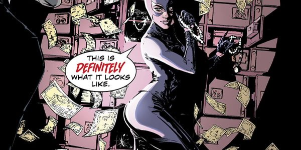 Catwoman is firmly back at her badass best in this issue as she makes it clear who's in charge. After a hit is taken out on her Catwoman is determined […]