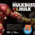 Diamond Comic Distributors and Beast Kingdom Toys have once again partnered, this time to bring to life the most unforgettable scene in Avengers: Age of Ultron with a set of […]