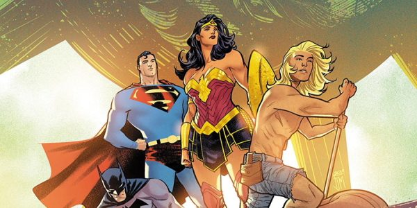 Apex Lex continues his war against justice across time and space, in hopes to prove that doom is what the universe needs. With the Justice League scattered across time and […]