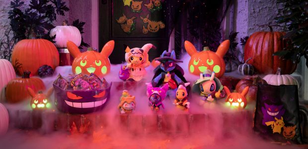 Today, The Pokémon Company International has released a new line of Halloween-themed items for Trainers to treat themselves for the holiday. The collection includes themed Pokémon plush, home décor items, […]