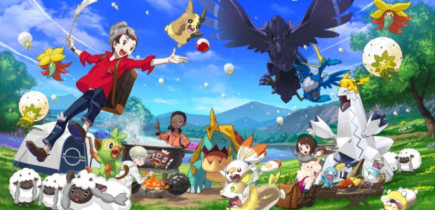 New Pokémon of the Galar Region and the Pokémon TCG: Galar Collection Also Announced The Pokémon Company International and Nintendo revealed details today about the Pokémon Camp feature found in […]