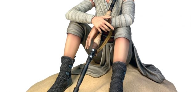 Earlier this year, Gentle Giant Ltd. showed off their first entry in the Star Wars Premier Collection line of statues, Dreamer Rey. Depicting Rey sitting on the sands of Jakku, […]