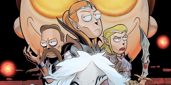 IDW and Oni Press are at it again, and so are Rick and Morty! A new issue of Rick and Morty VS Dungeons and Dragons is out this week, bound […]