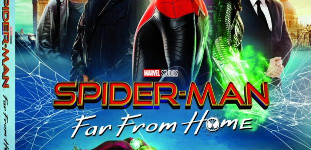 SPIDER-MAN: FAR FROM HOME is available now on Digital and arrives on 4K Ultra HD, Blu-ray™ and DVD October 1 The war on fake news has a hero: J. JONAH […]