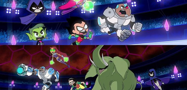 """""""Teen Titans Go! Vs. Teen Titans"""" the feature-length animated film from.Warner Bros. Animation, DC and Warner Bros. Home Entertainment, arrives on Digital starting next Tuesday, September 24, 2019 … and […]"""