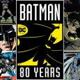 This year we celebrate 80 years of a character we know as the Caped Crusader, the Gotham Knight, the Detective, or the Batman!