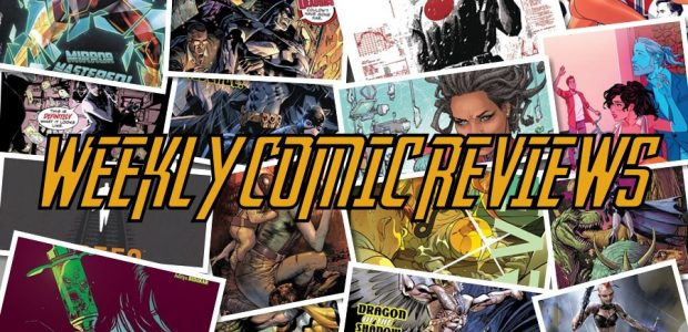 Check out our thoughts on this week's comic books. Click on the image for the full review:   m