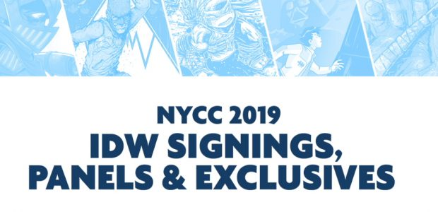 A Rare and Exclusive Appearance by Comics Legend John Byrne, Locke & Key Creators Joe Hill and Gabriel Rodríguez, Care Bears Costumed Characters, and Many More Comic and Entertainment Icons […]