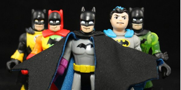 Imaginext celebrates Batman's 80th by giving us Batman through the ages! I love Imaginext. I personally think it's a great way to introduce characters from DC Comics to kids. There […]