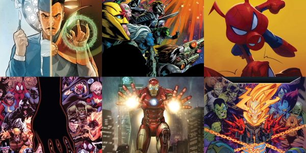"""Today, Marvel released its special edition of THE PULL LIST, unveiling exclusive information for titles coming to comic shops this December! Presented by hosts Ryan """"Agent M"""" Penagos and Tucker […]"""