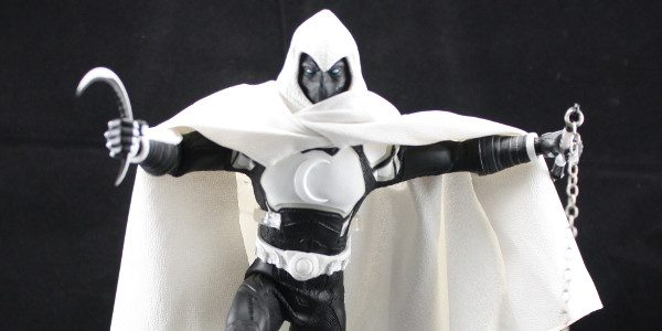 Marvel's violent, mentally unstable and morally ambiguous 'anti-hero' gets the One:12 treatment! I first became aware of Moon Knight when I saw issue 11. A little late to the game, […]