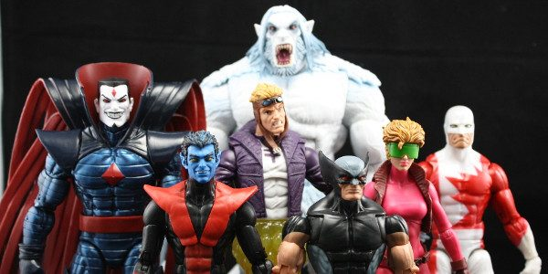 Hasbro gives us another wave of X-Men characters and some most wanted! I'm so glad that Marvel is letting Hasbro do the X-Men again. I feel there are so many […]