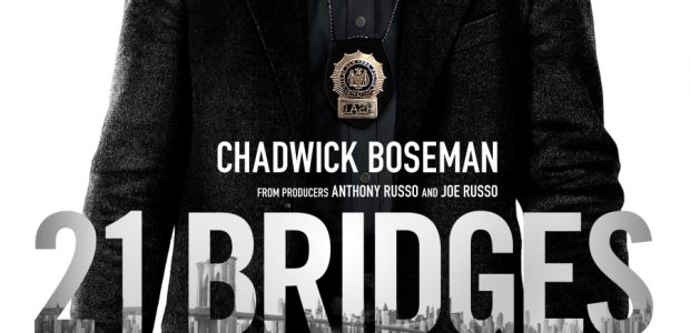 The final trailer of STXfilms' 21 BRIDGES. Directed by Brian Kirk and produced by The Russo Brothers, 21 BRIDGES stars Chadwick Boseman. The film opens in theaters November 22. SYNOPSIS:   21 […]